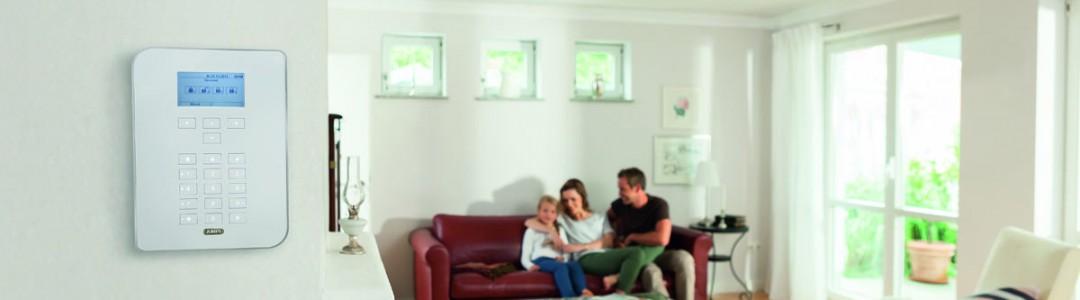Familie, Sicherheit, Alarmsystem, ABUS, Augsburg, Friedberg, Sicherheitskonzept