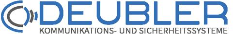 Deubler - Kommunikations- und Sicherheitssysteme im Raum Augsburg und Friedberg Logo